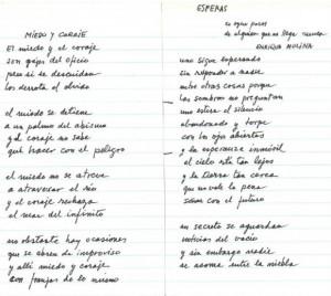 Poemas Benedetti