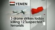 Drones-Yemen