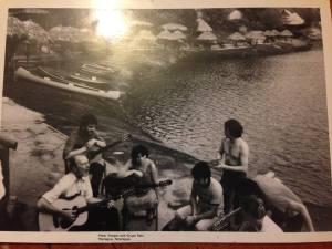 Grupo Raiz  & Pete Seeger. Nicaragua. 1984.