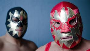 Mexico luchadores