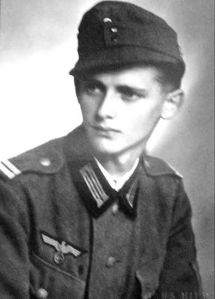 Grandpa and Nazi warrior Michael Kast Schindele