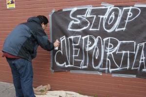 A detener las deportaciones
