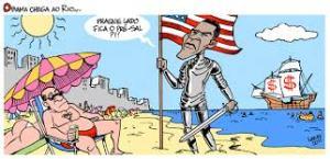 cartoon brazil
